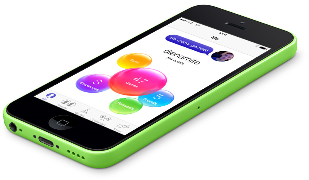 Game-Center-iPhone-5c
