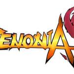 ゼノニアSのロゴ画像です。