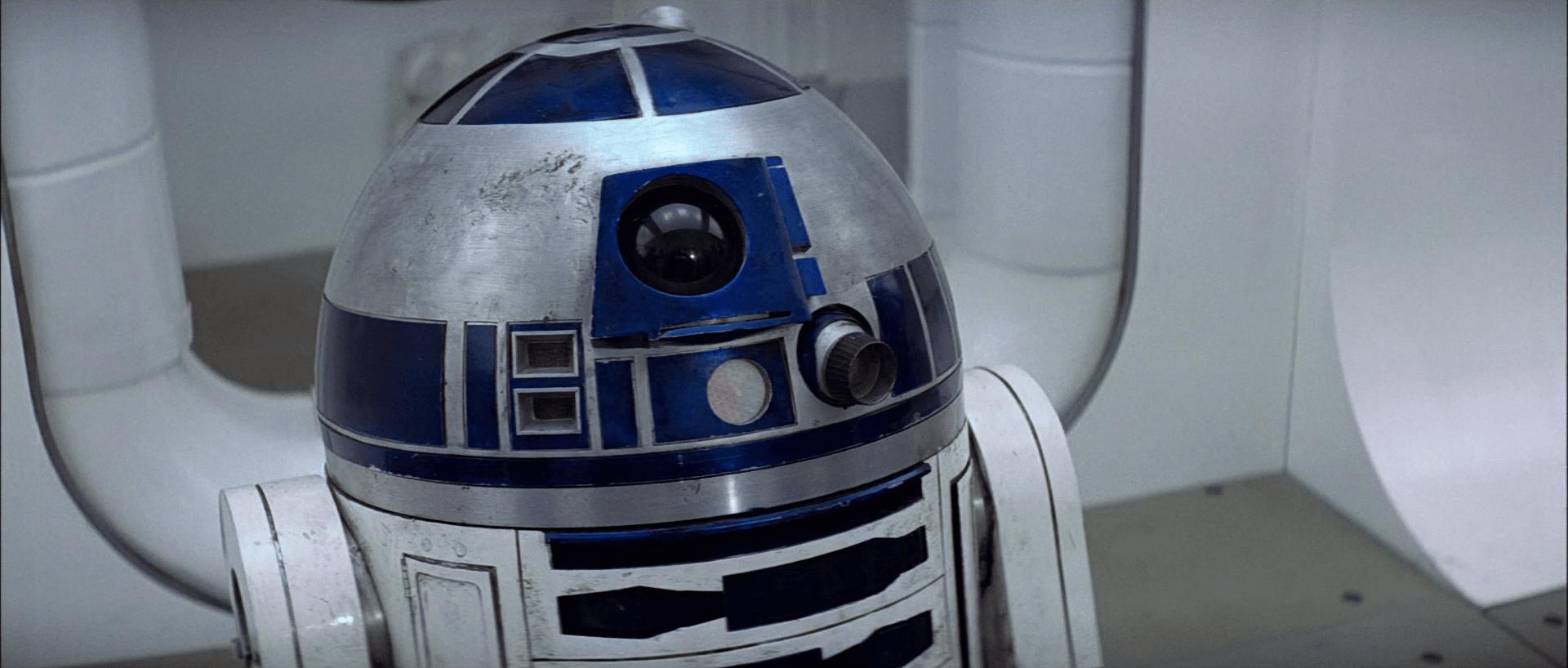 R2-D2の紹介画像です。