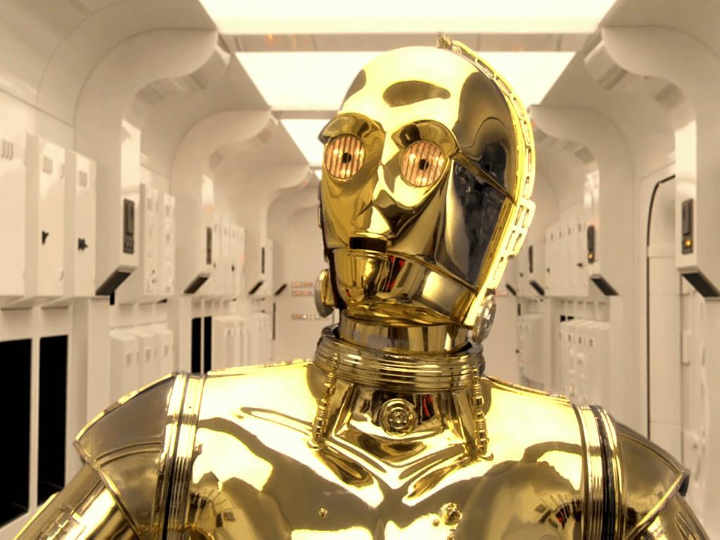 C-3POの紹介画像です。