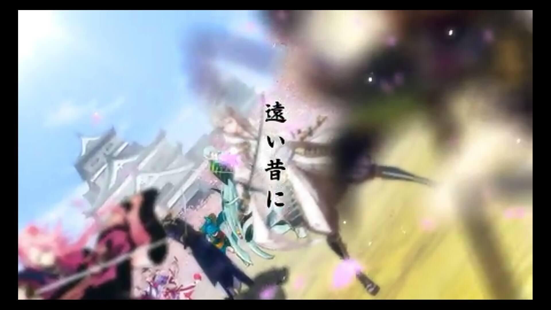 刀剣乱舞-ONLINE- Pocket00005 遠い昔に