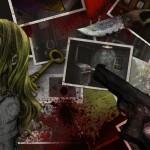 murder room ホラーIC