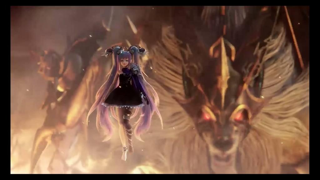 ヴァルキリーコネクト 冥界の女王・ヘル降臨
