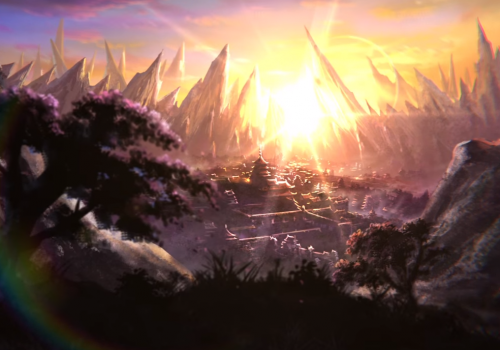 サムライライジング 水晶山脈