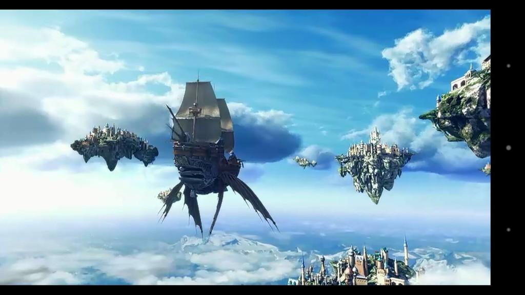 空と大地のクロスノア