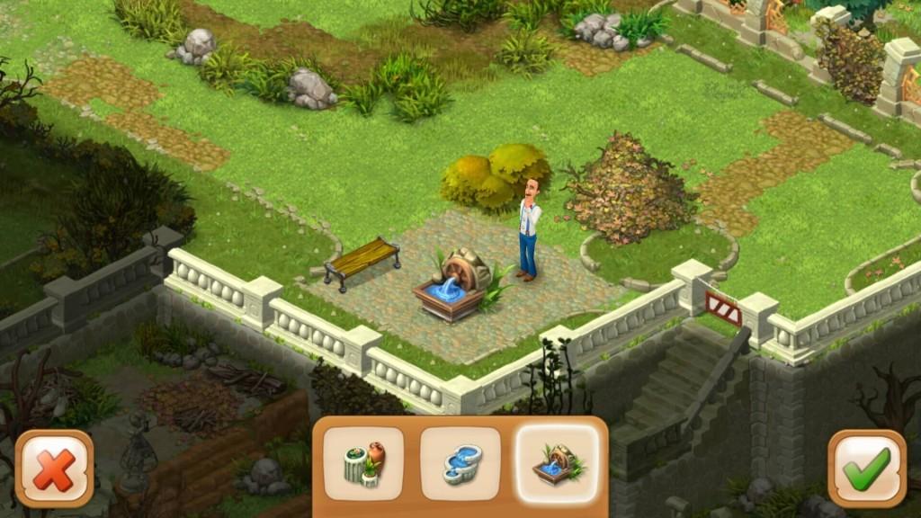 ガーデンスケイプ デザインを選ぶ